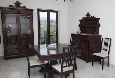 Appartamento panoramico Centro storico. - Belvedere Marittimo - Lejlighed