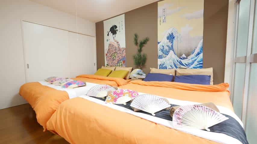 3min from sta★6min direct SHIBUYA&SHINJUKU★3room - Setagaya-ku - อพาร์ทเมนท์