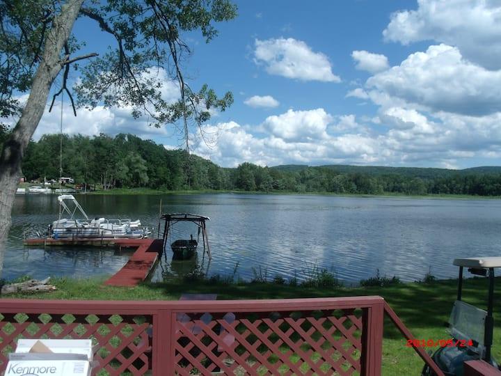 Stevens Lane Getaway - Peaceful Lamoka Lake Rental