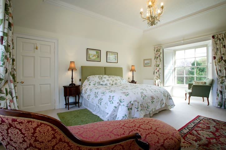 The Botanical Room - Haddington - Bed & Breakfast