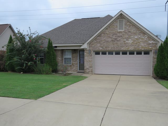 Oxford 3 BR 2 bath home.