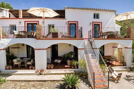 Ground Floor Studio in Lakeside Andalusian Finca - Antequera - Lejlighed