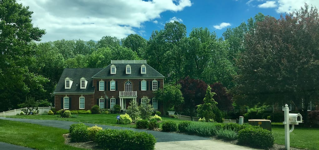 Davidsonville Home With A View