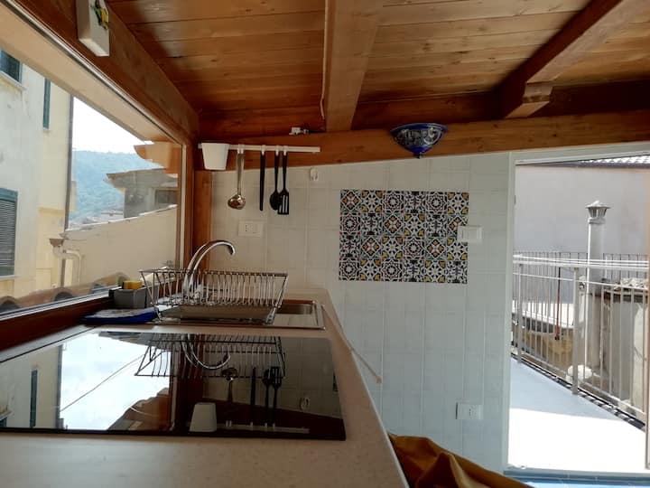 Casa Mancusa guesthouse Badolato
