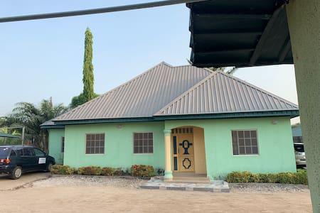 Relax in Makurdi, Benue State
