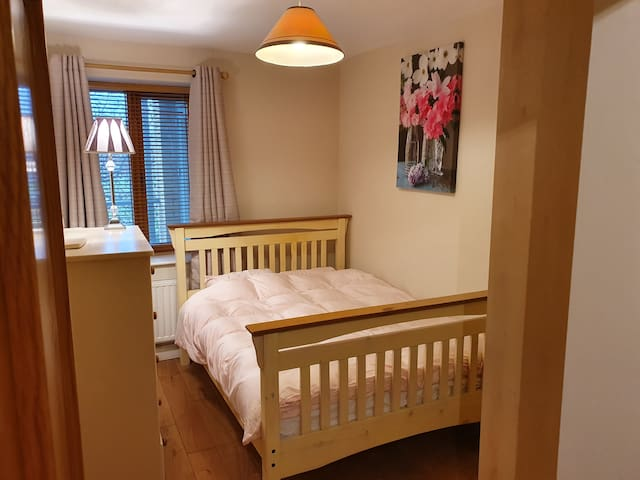 Double room, private bathroom, near Phoenix park
