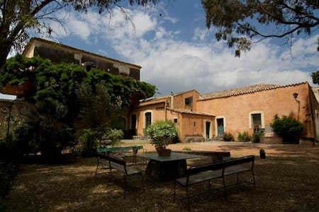 Country house with 2 bedrooms -Casa della Brezza - Catania
