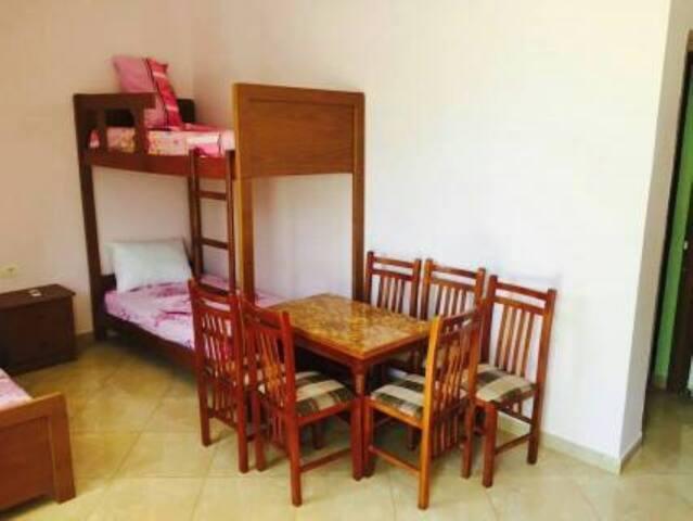 Hotel Fitimi / Apartament