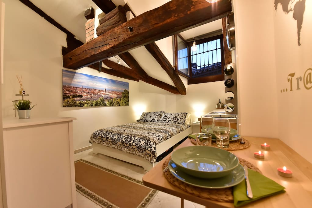 Lovely nest in the heart of Turin