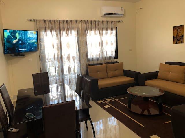 Appartement neuf proche de l'autoroute à Zac Mbao