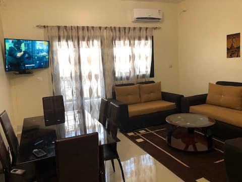 Appartement proche de l'autoroute à Zac Mbao