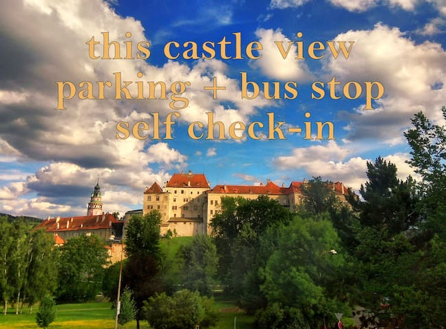 The best castle view in town