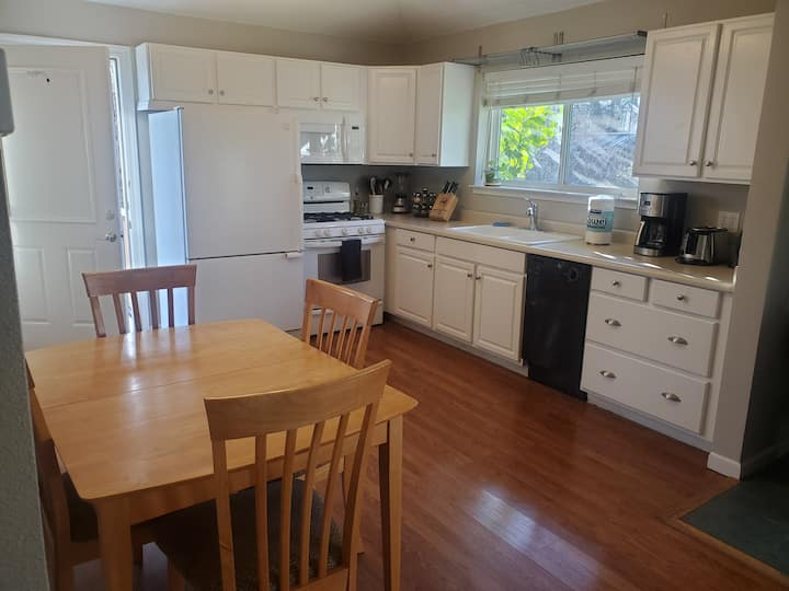 Long Term Renter - Two bedroom/one bath/kitchen WD