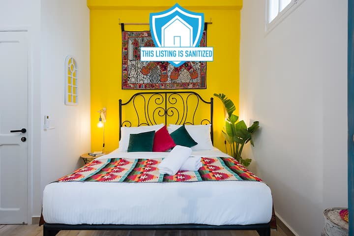 ★ Bohemian Studio in Mar Mikhael - Eartha
