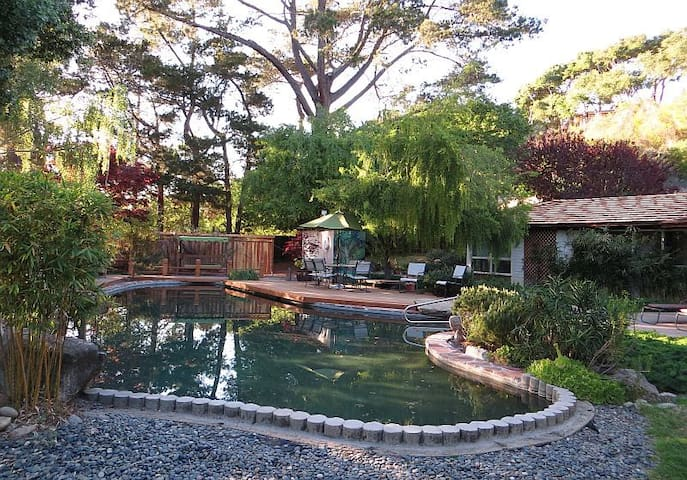 Carmel Valley Retreat