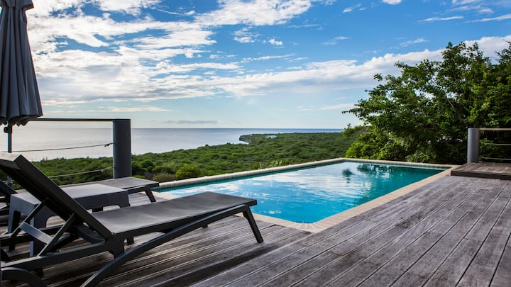 Villa Dorada with beautiful seaview
