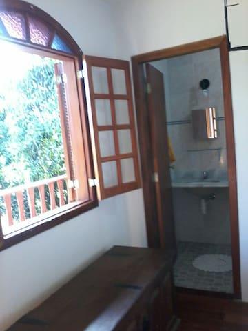 Suíte aconchegante - Ouro Preto - Σπίτι