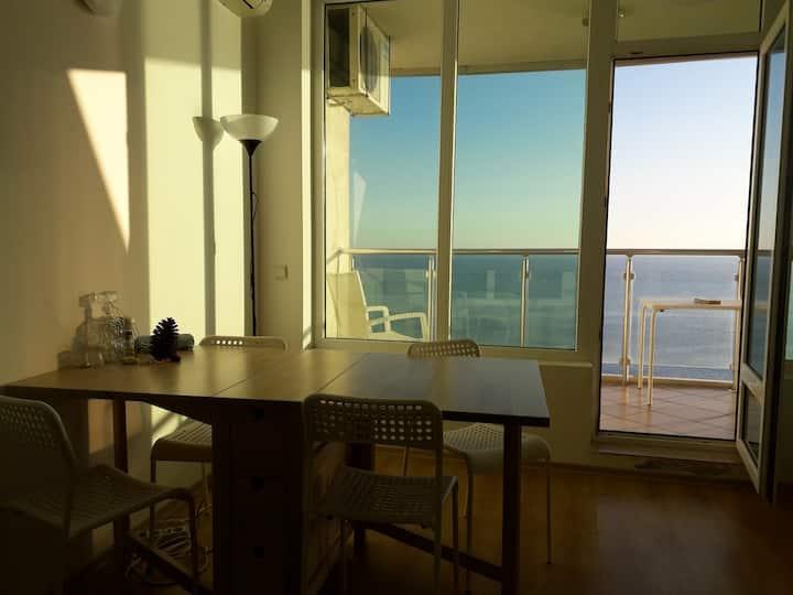 Black sea Home office for digital nomads in Byala