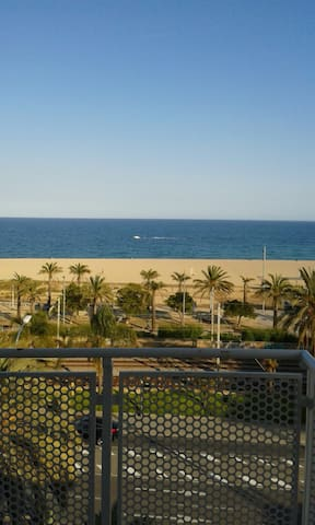 Duplex in Mataró 5min. to the old town and train!!