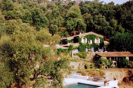 Traditional silkworm farm with pool sleeps 8 to 10