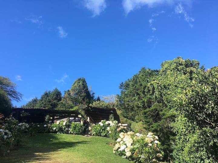 Día de campo y aire fresco en Heredia