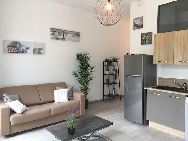 Appartement T2 cosy au coeur de Narbonne