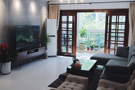 Awesome apartment near OCT!侨城北的温馨之家 - 深圳市