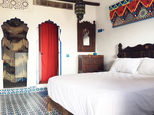 Gorgeous Studio w/ TERRACE - Chefchaouen