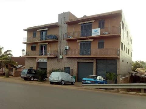 Apartamento completo en Bissau