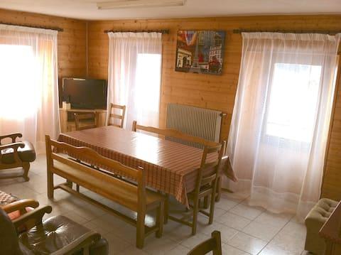 Grand appartement familial 8 à 10 personnes