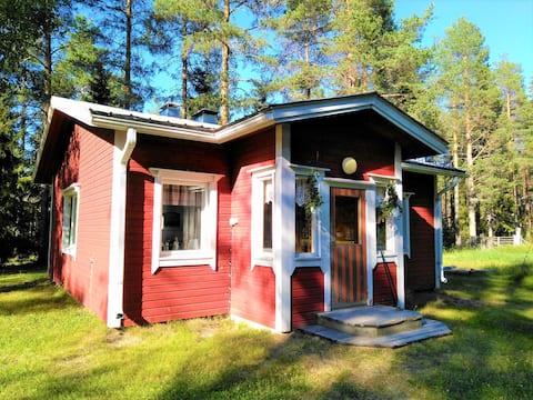 """Tantenhaus"" auf der Wildnisfarm Poro-Panuma"