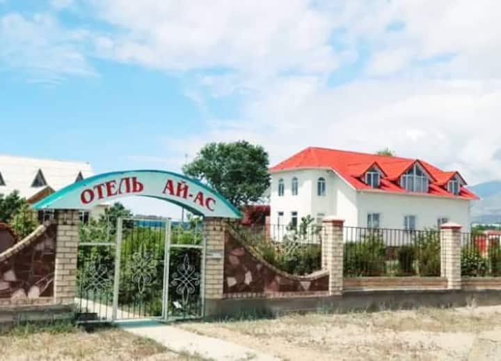 Отель Ай-Ас
