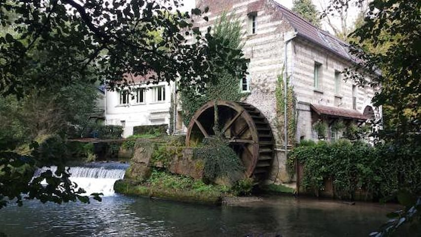 Le moulin de Mombreux - Lumbres - Serviced apartment