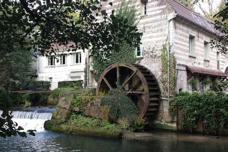 Le moulin de Mombreux - Bed & Breakfast