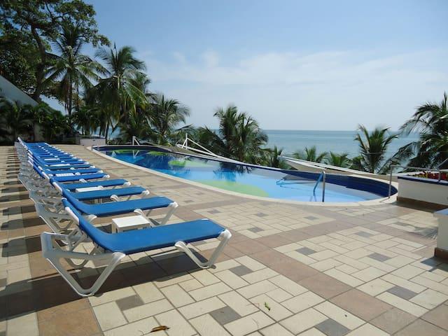 APARTAMENTO EN CORONADO JUNTO AL MAR - Playa Coronado - Apartment