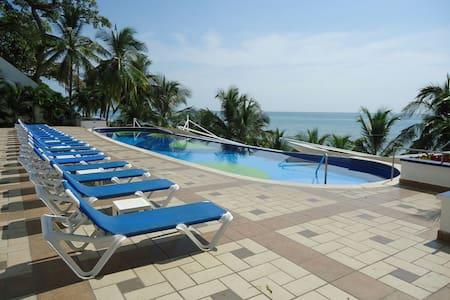 APARTAMENTO EN CORONADO JUNTO AL MAR - Playa Coronado - Apartmen