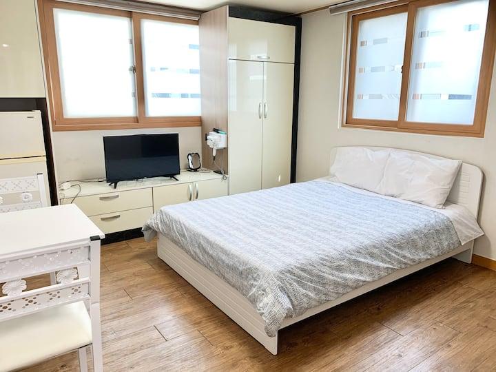 깨끗 편안 천안 성정동 clean comfort stay, Chon An, 자가격리 가능
