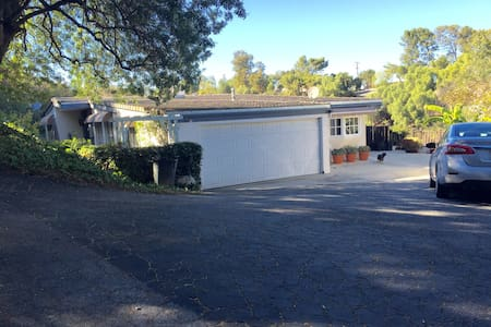 SPACIOUS SERENITY in Rolling Hills! - Rolling Hills Estates - House