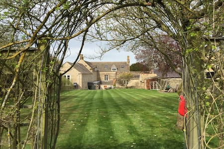 Hollies Farm - Oxfordshire heaven - Oxfordshire - Huis