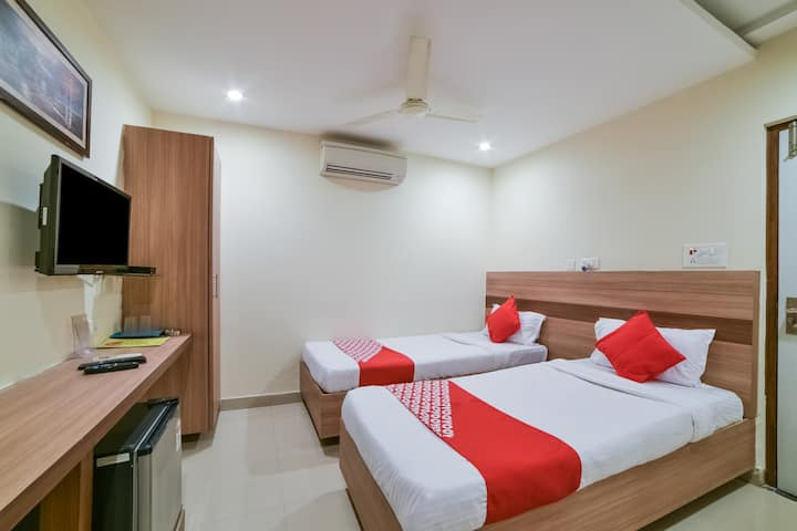 OYO 1 BR Quality Stay In Kondapur, Hyderabad