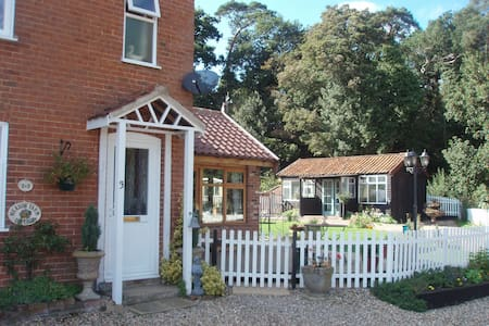 Pretty country cottage B&B with charm X 2 Bedrooms - Mulbarton - Bed & Breakfast