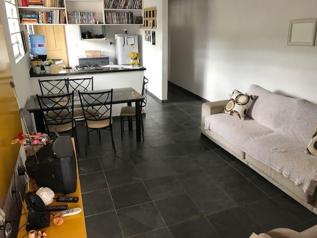 Casa 2 quartos (até 11 pessoas) - Itanhaém - Hus
