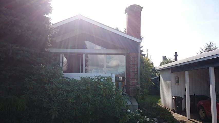 Frisch renoviertes,  gemütliches Ferienhaus