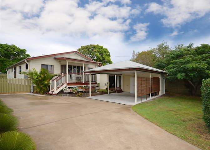 Beach Bungalow Hervey Bay