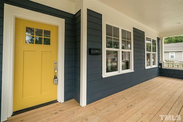 Big Southern Front Porch