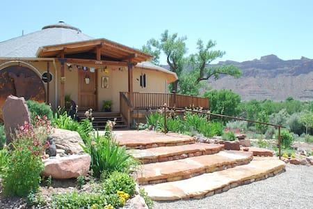 RED MOON LODGE, Organic Sanctuary E - Moab