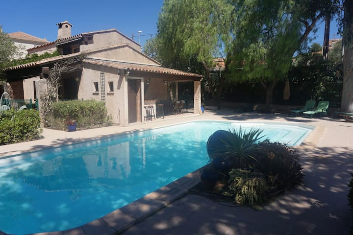 Beautiful home for Family with kids - Bormes-les-Mimosas - Villa