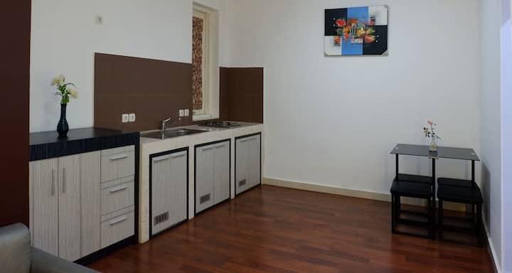Kubu Kalih with Private Kitchen