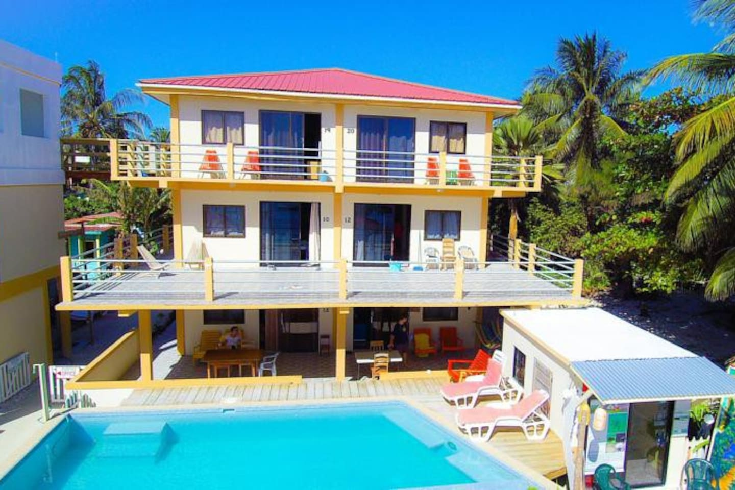 Our Guest Get To Enjoy Pool On The Beach Private And Great Location