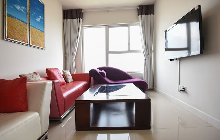 Luxury New Appartment 2LDK+Pool!!V - Ho Chi Minh - Daire